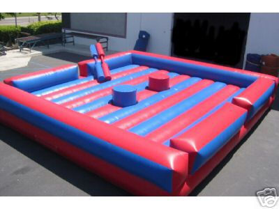 Inflatable Gladiator Joust