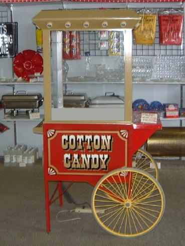 cotton candy machine rental - Cotton Candy Machines
