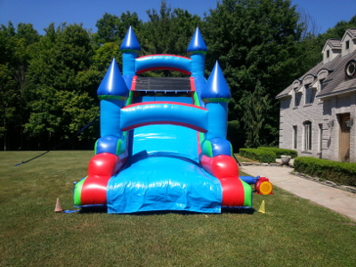Obstacle Course Front