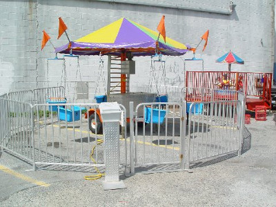 Carnival Rides - Chair Swing